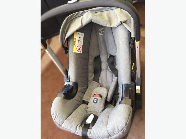 doona car seat pram & car base