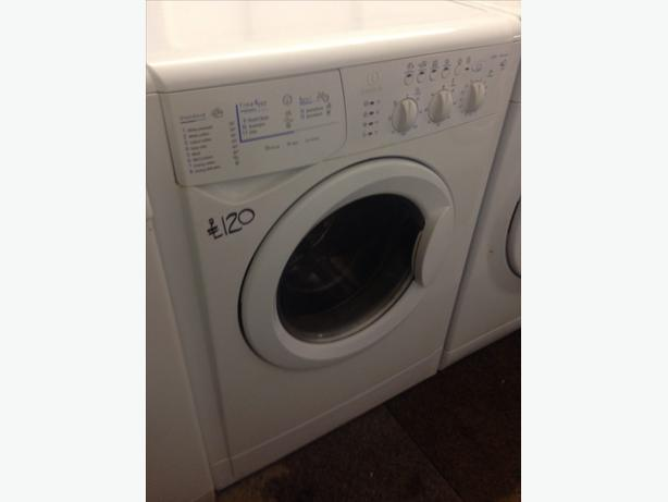 INDESIT WASHER / DRYER 4KG..1