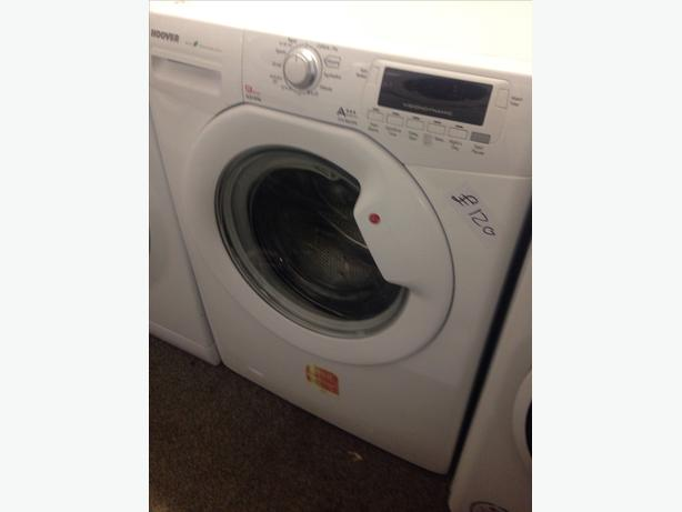 HOOVER WASHING MACHINE 9KG 1600 SPIN1