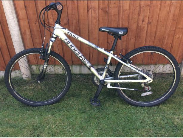 Shogun Aluminium Mountain Bike