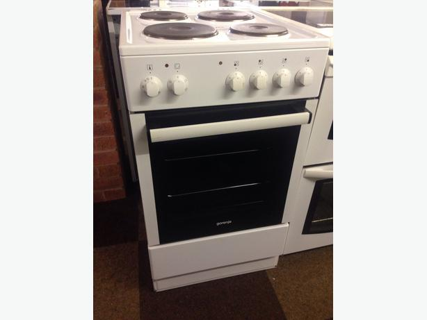 GORENJE PLATED ELECTRIC COOKER 50CM PLATED1