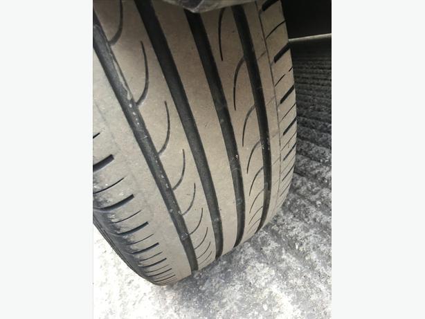 4 x Alloy Wheels and Tyres Vauxhall Mervia Astra Corsa