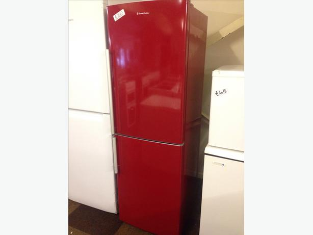 RED RUSSELL HOBBS FRIDGE / FREEZER4