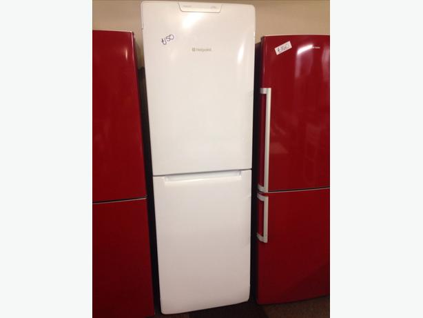 HOTPOINT FRIDGE / FREEZER WHITE5