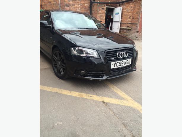 Audi a3 black editon 170bhp quattro