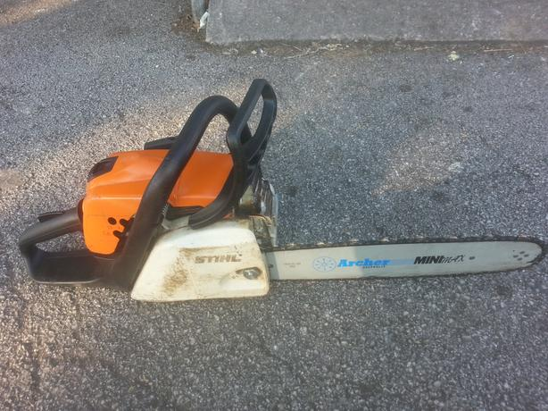 Stihl MS171 Chainsaw