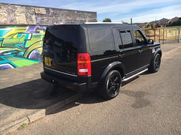 land rover discovery 3 tdv6 7 seater range rover
