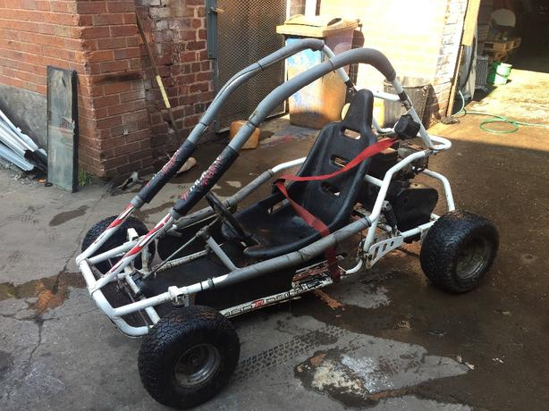 murray kart go kart off road buggy
