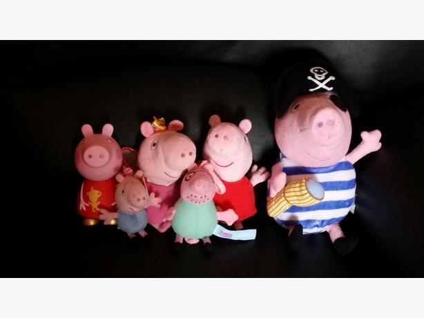 Bundle Peppa Pigs
