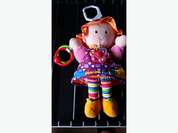 Lamaze Play & Grow Doll