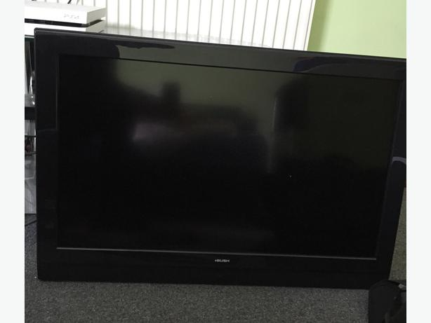 Bush 32inch HD TV, mint condition, freeview, remote. Local delivery.