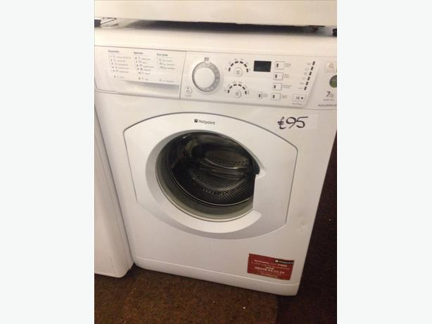 HOTPOINT WASHING MACHINE 7KG..