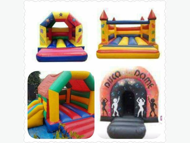 Disco hot tub hire.. bouncy castles... disco