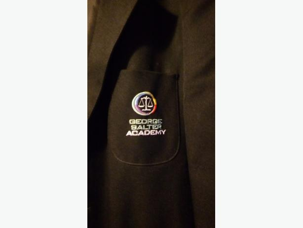 George Salter Academy boys uniform size large