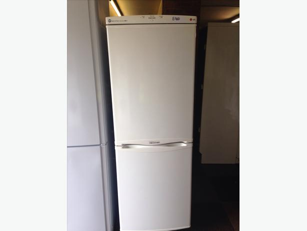 LG FRIDGE / FREEZER  WHITE1