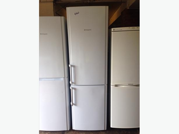 HOTPOINT FRIDGE / FREEZER WHITE2
