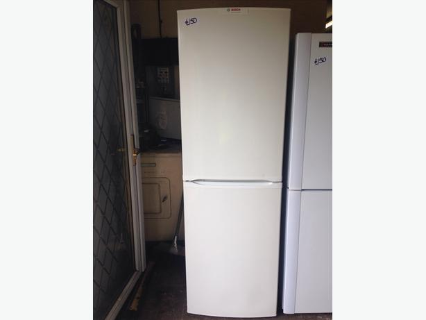 BOSCH FROST FREE FRIDGE / FREEZER2