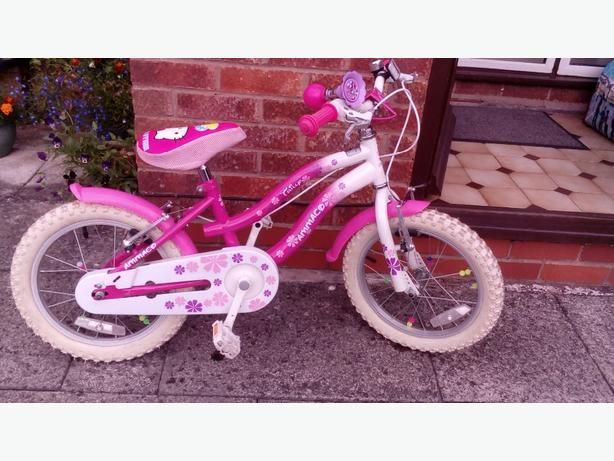 Girls Ammaco Trilly Bike
