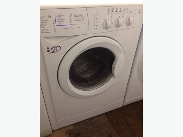INDESIT WASHER / DRYER 4KG ....