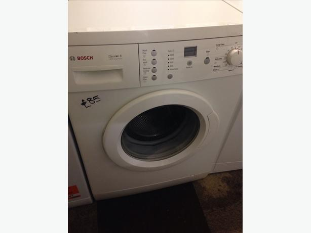 BOSCH WASHING MACHINE 6KG 1400 SPIN EXPRESS