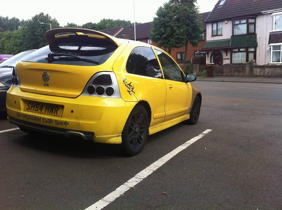 mg zr 1 4 with extras bilston dudley. Black Bedroom Furniture Sets. Home Design Ideas