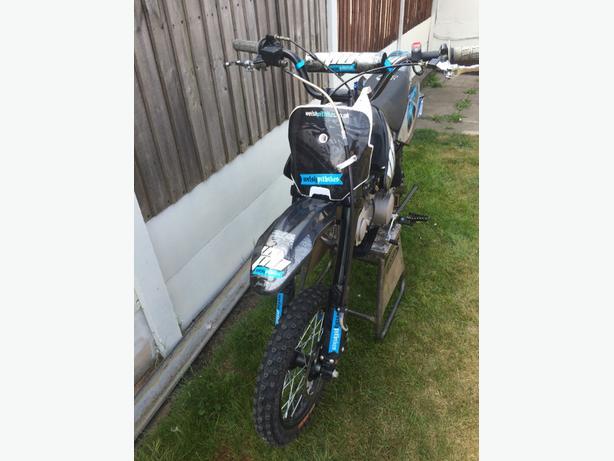Welsh Pit Bike 120cc