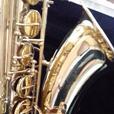 """Trevor James """"The Horne """" Tenor saxophone."""