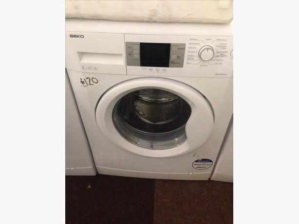 8KG BEKO 1200 SPIN WASHING MACHINE44