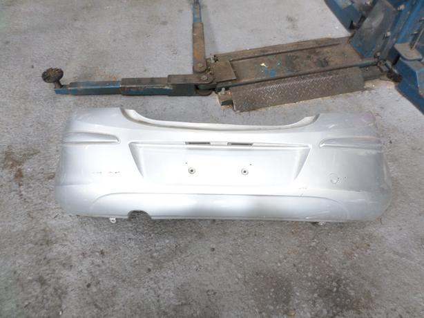 corsa d rear bumper