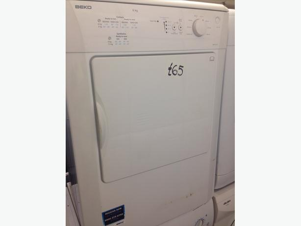 BEKO 6KG VENTED DRYER55