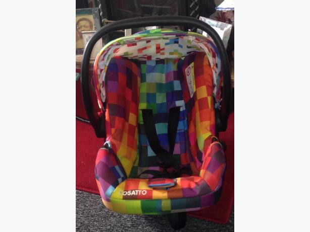 Cosatto Giggle Pixelate Car Seat