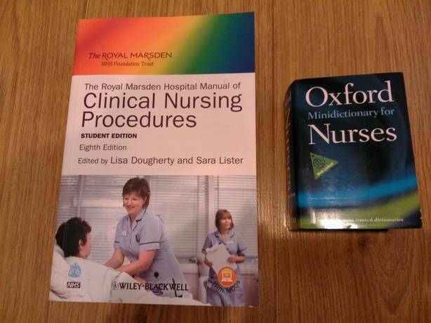 Mini-dictionary for Nurses & Clinical Nursing Procedures