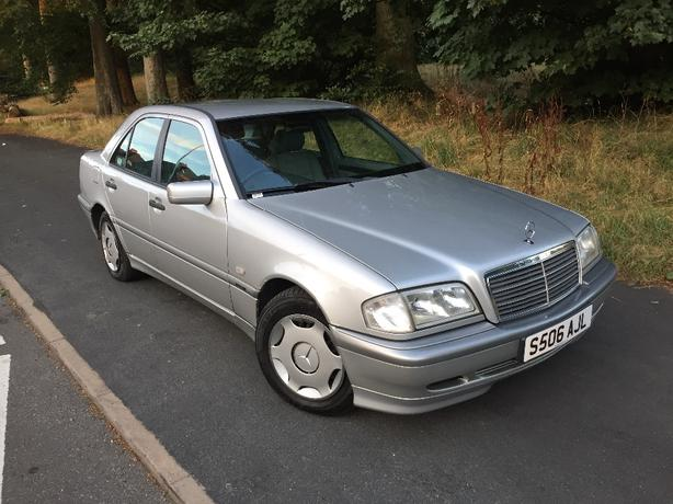 Mercedes c220 cdi NEW MOT