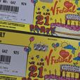 URGENT V Fest tickets for sales