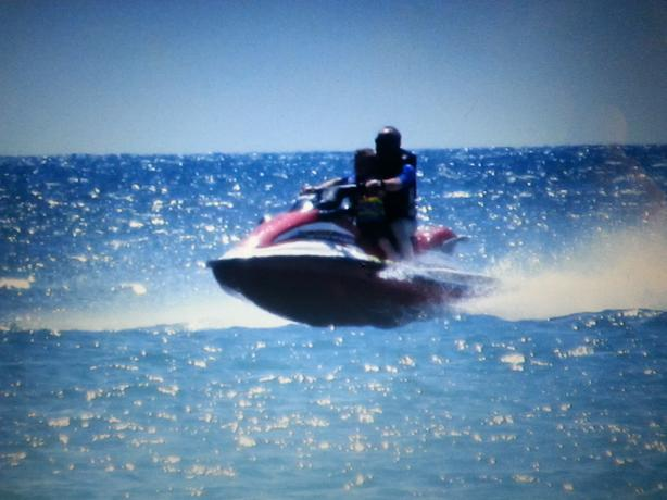 tigershark 770tsl jetski not seadoo yam
