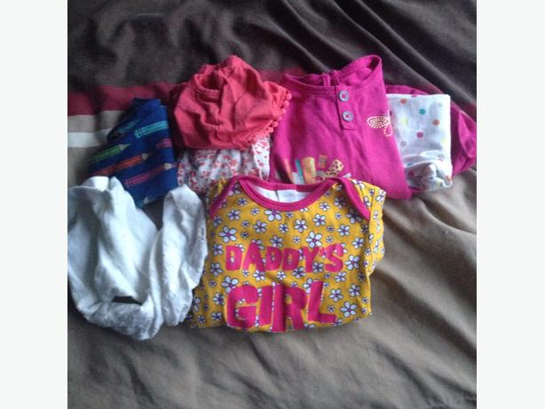 6-9 month girls clothes