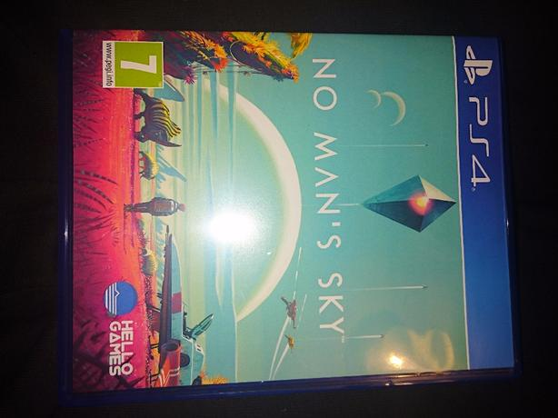 No Man's sky Ps4 used once