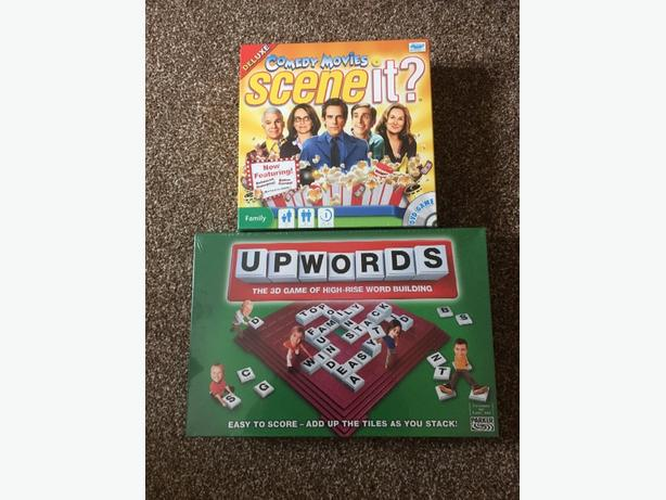 scene it and upwords board games