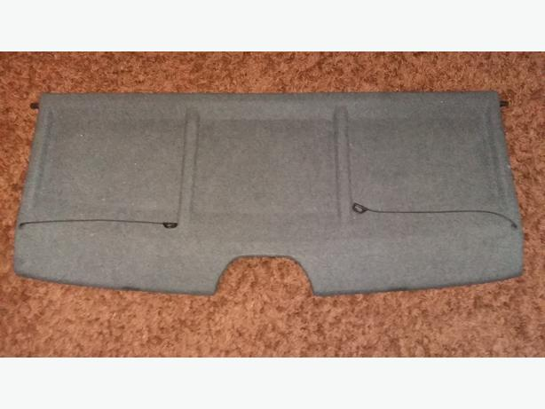 PEUGEOT 106 / CITROEN SAXO MK2 REAR PARCEL SHELF