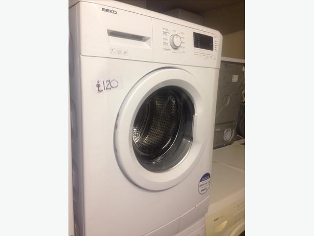 BEKO LCD WASHING MACHINE 7KG1