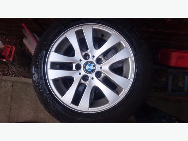 bmw alloys x4