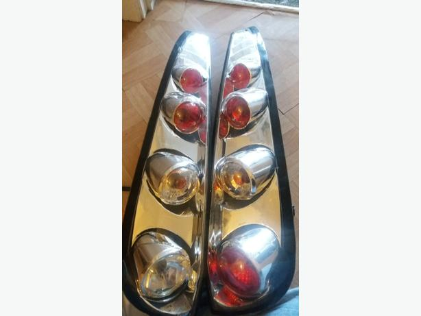 Ford Fiesta Lexus Lights