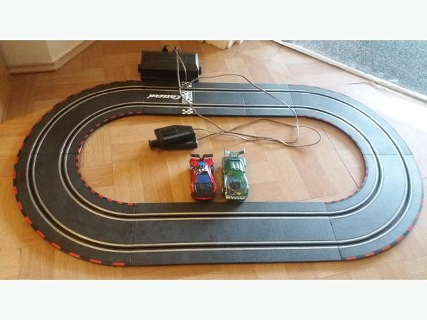Spider-Man scalextric