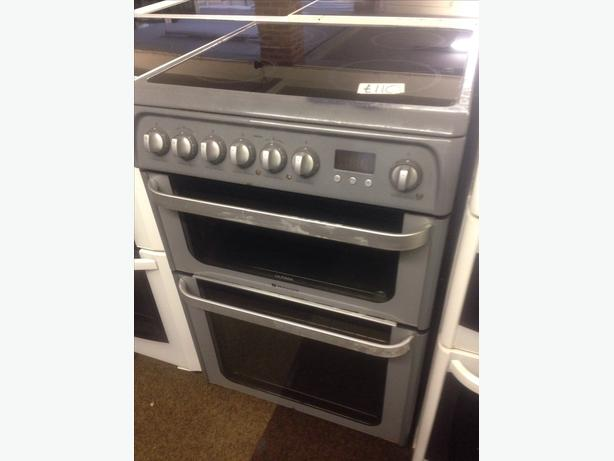 HOTPOINT ULTIMA 60CM ELECTRIC COOKER1