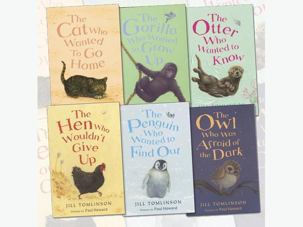 The Cat Who Wanted To Go Home 6 Books Collection Set
