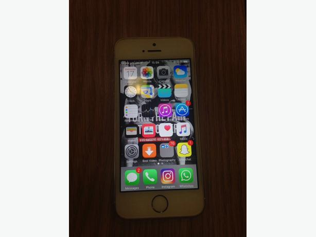 FOR TRADE: Iphone 5s 16Gb Gold