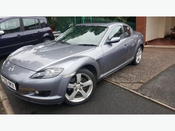Mazda RX-8, M.O.T july 2017, 47000 miles