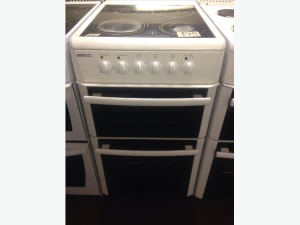 BEKO ELECTRIC COOKER DOUBLE OVEN1