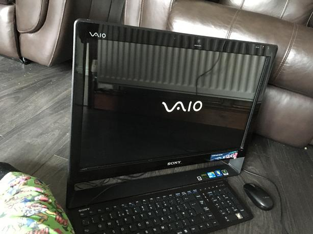 Sony Vaio Touchscreen PC