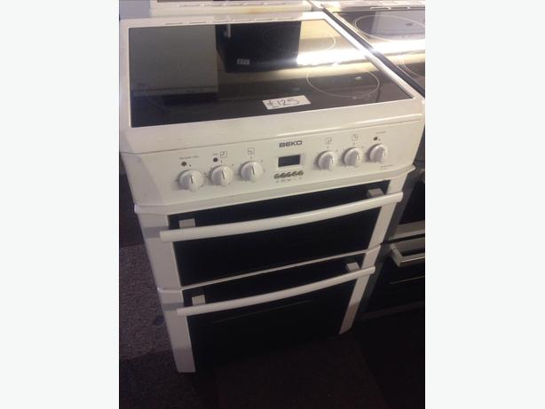 BEKO ELECTRIC COOKER 60CM..